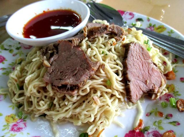 Sri Pelita halal kampua, daging
