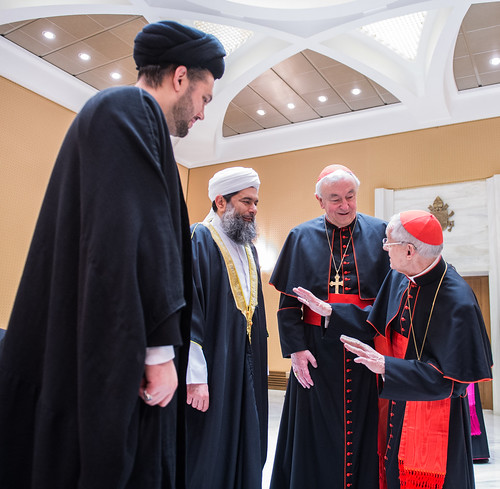 cardinal muslim Christians and muslims do not worship the same god as the islamic god is a governor and the laws of the two faiths are also different, according to cardinal raymond burke.