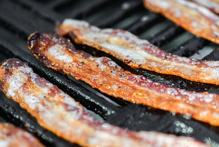 How to Grill Bacon