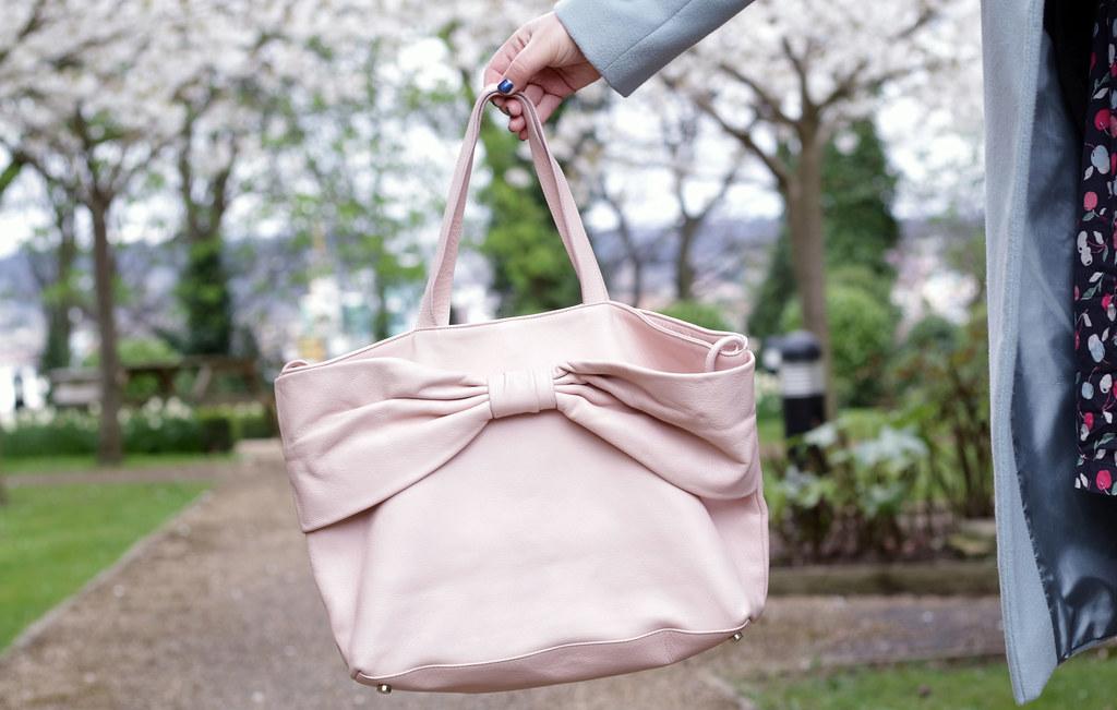 Pink Handbag Valentino