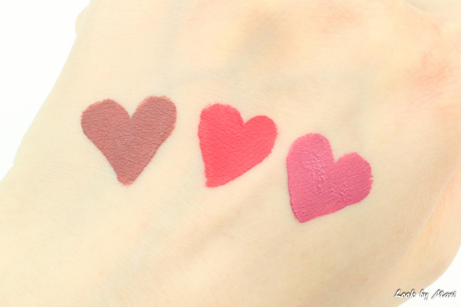 7 kat von d everlasting liquid lipstick kokemuksia sävyt mother lolita berlin huulilla