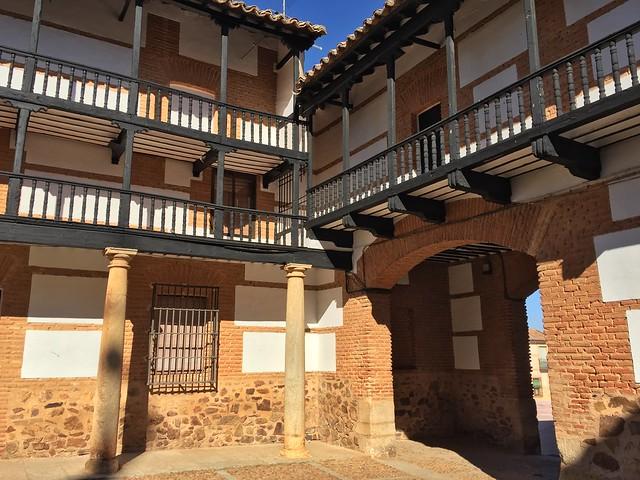 San Carlos del Valle (Ciudad Real), uno de los pueblos más bonitos de Castilla-La Mancha