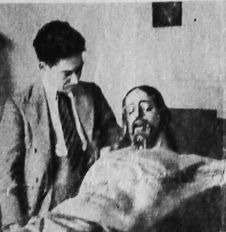 1931. El Cristo de Migolla