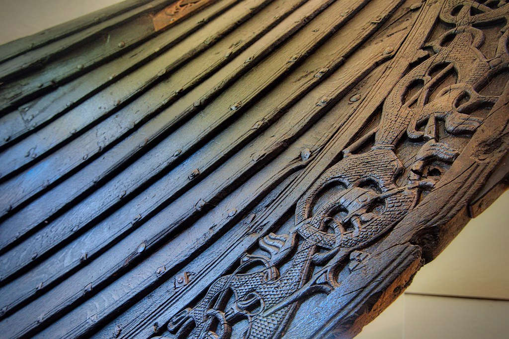 Oseberg at the Viking Ship Museum