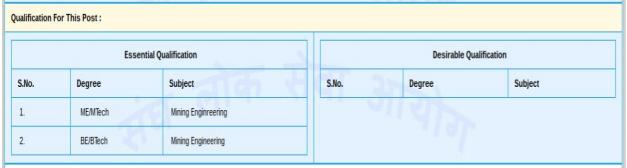 UPSC CMS Application Form 2017