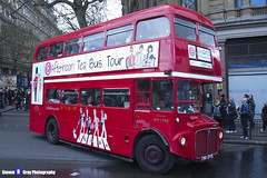 AEC Routemaster - 790 DYE - RM 1790 - Brigit's Afternoon Tea Bus Tour - London 2017 - Steven Gray - IMG_8892