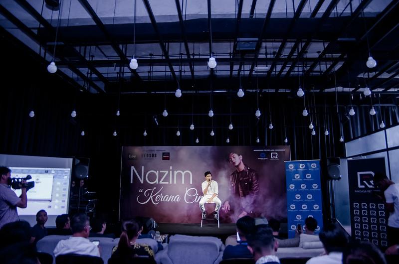 Nazim Othman Lancar Single KERANA CINTA