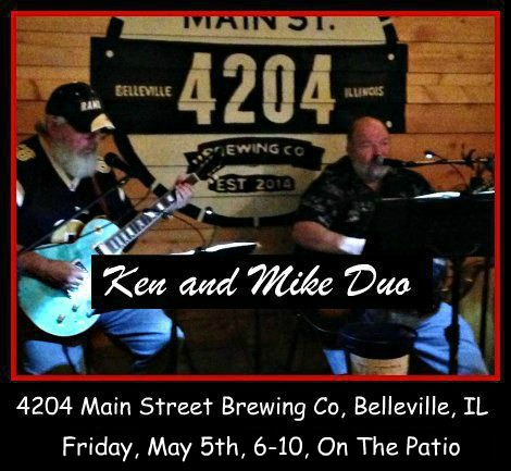 Ken and Mike Duo 5-5-17