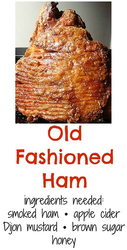 What's Cookin, Chicago: Old Fashioned Ham w/Brown Sugar ...