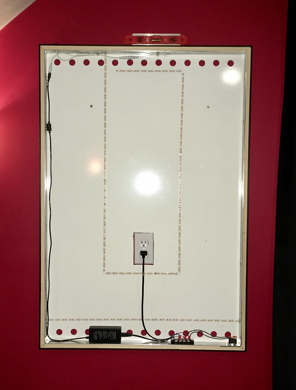Yet another DIY movie poster lighted frame - AVS Forum | Home ...