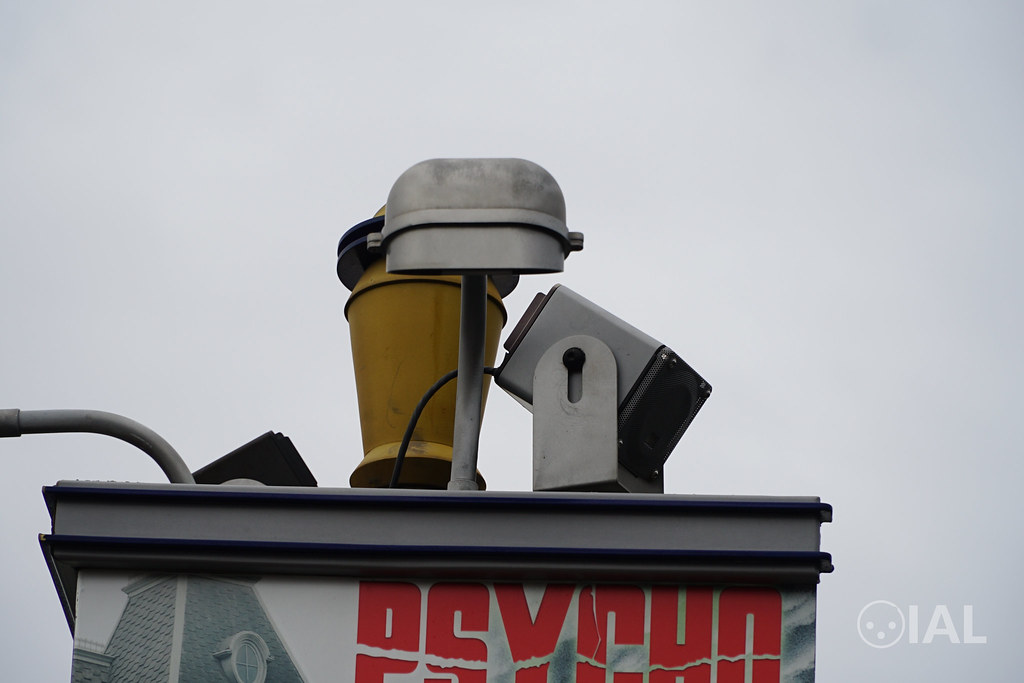 A look at the Meyer Sound MM-4XP at Universal Studios Hollywood