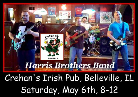 Harris Brothers Band 5-6-17