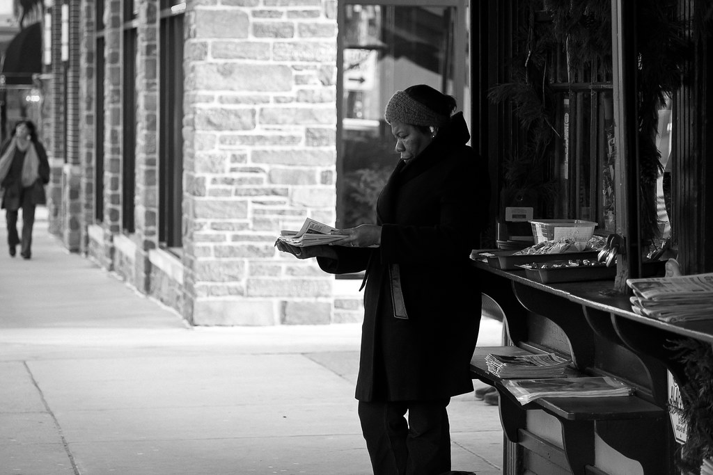 Germantown Ave | Philadelphia, Spring 2012 | Aura Mastraghin | Flickr