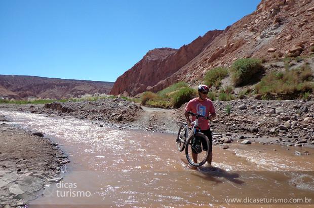 Tour de Bicicleta, Atacama