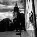 Turku Cathedral, red filter