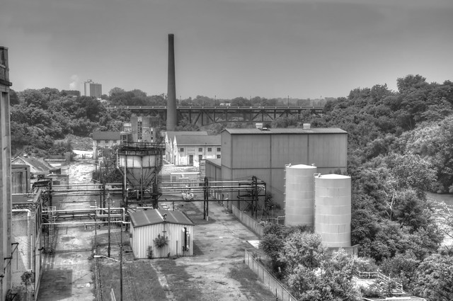 14 Decommissioned Beebe Station Power Plant Flickr Photo Sharing