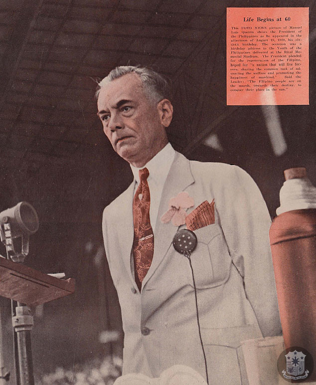manuel l quezon tagalog essay Manuel luis quezon molina was the president of the philippines from 1935 to 1944 and the first senate president elected to the presidency.