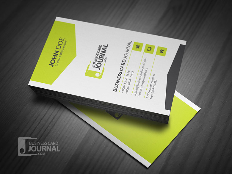 Corporate style vertical business card template download flickr corporate style vertical business card template by meng loong accmission Images