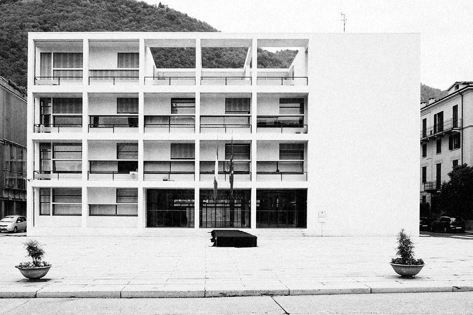 Casa del fascio in como italy tommaso altamura flickr for Giuseppe terragni casa del fascio