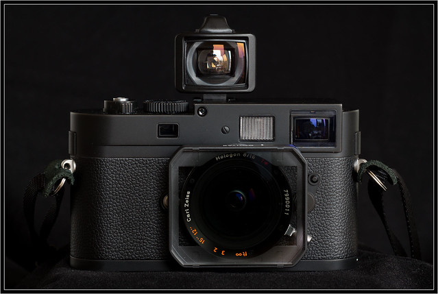 Leica celebrity users