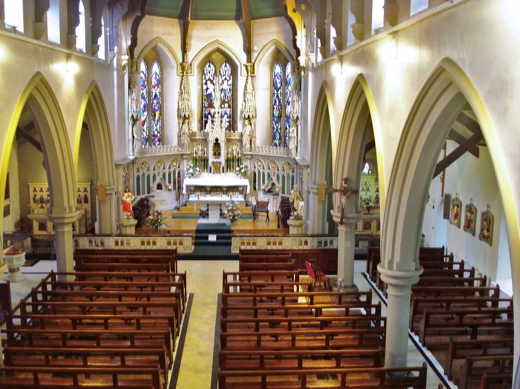 St Patrick 39 S Roman Catholic Church Oldham Manchester Flickr