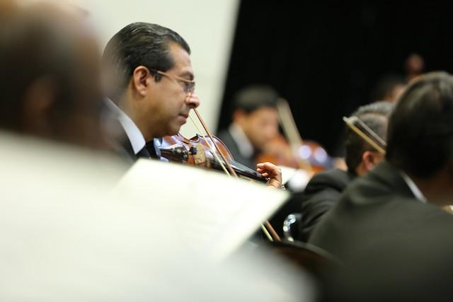 La Orquesta Sinfónica Nacional, primer concierto de la Temporada Oficial 2017