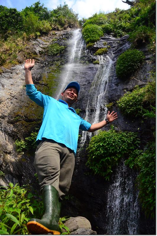 瓦魯斯溪瀑布 2