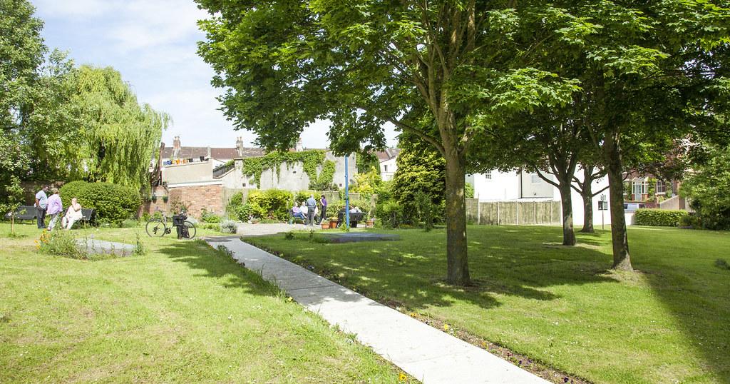 ... Chalcroft House Garden Improvements Part 2 | By Bristol City   Council