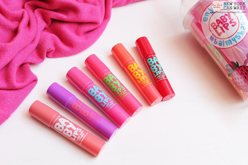 Baby Lips Color Balm Crayon, il nuovo #balmyshake di Maybelline.