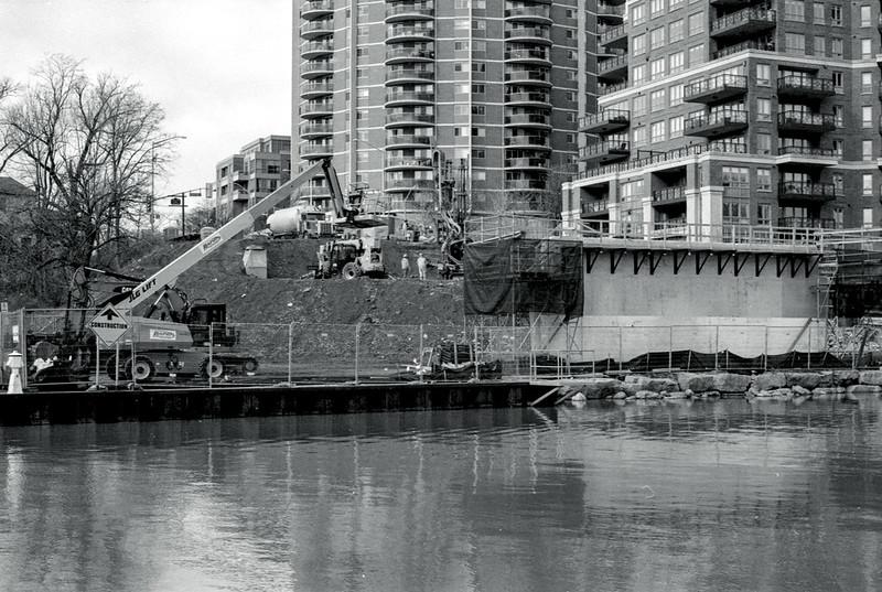 Lakeshore Bridgework