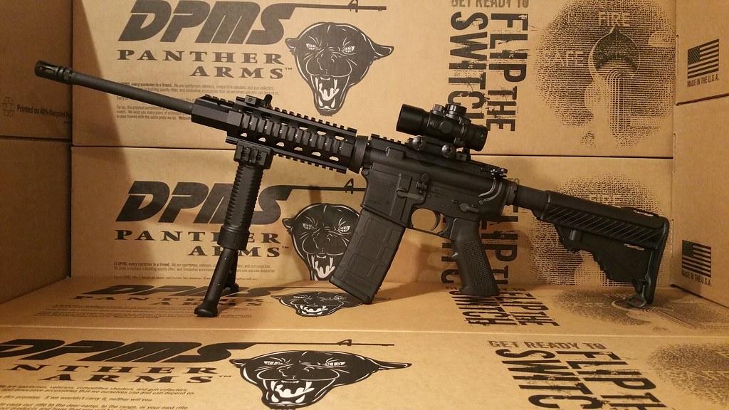 DPMS3X30TACFIRE