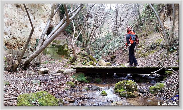 Descubrir las Cuevas de los Portugueses 9