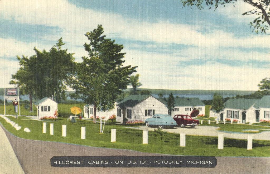 Hillcrest Cabins - Petoskey, Michigan