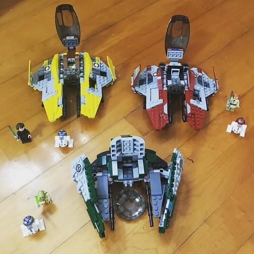 #jedi #lego #starwars #jedistarfighter #anakinskywalker #yoda #obiwankenobi #clonewars #revengeofthesith #r2d2 #r4p17