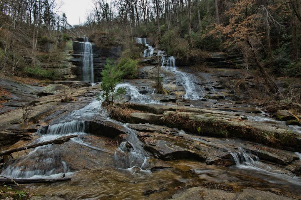 Twin Falls (a.k.a. Reedy Cove Falls)