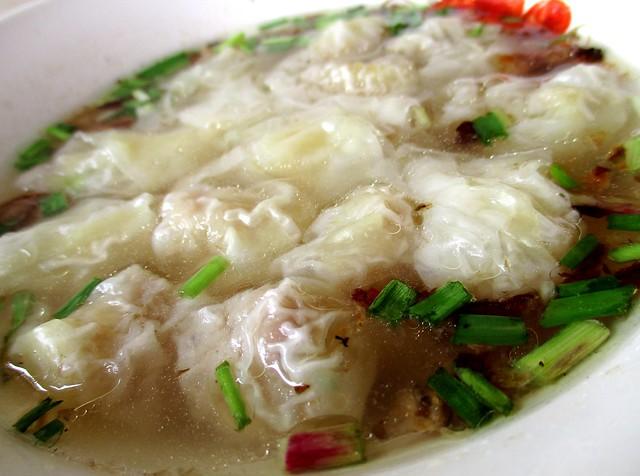 Lok Ming Yuen pian sip, soup 1