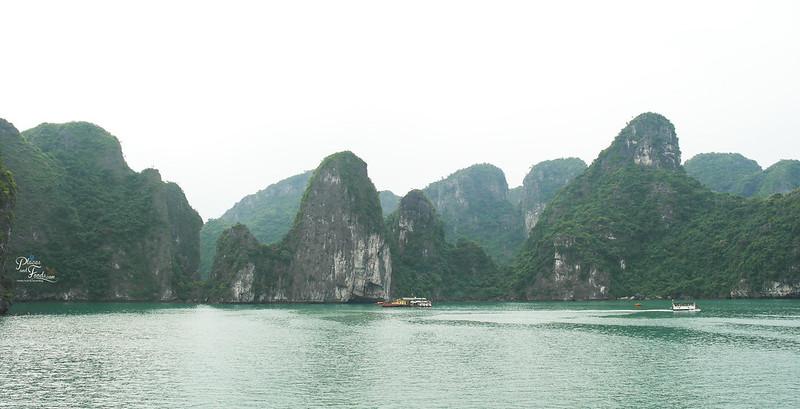 kong skull island halong bay