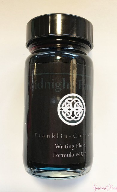 Ink Shot Review Franklin-Christoph Midnight Emerald @1901FC 2