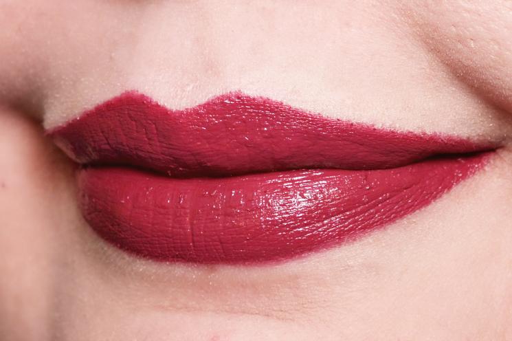 marcelle rouge expression velvet gel vivid plum