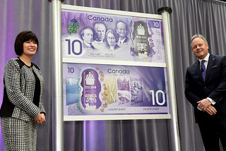 Unveiling the Canada 150 Commemorative Bank Note