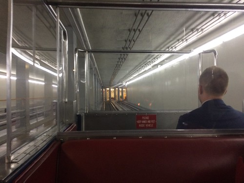 Senate Subway, Capitol to Russell Senate Office Building