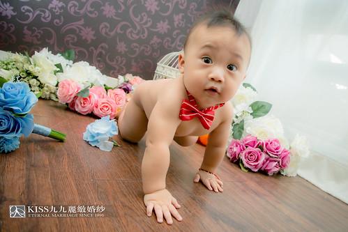 [高雄]超萌寶寶照哪裡拍?大家都推薦Kiss99的五個原因 (10)