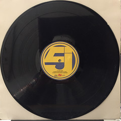 JURASSIC 5:JURASSIC 5(RECORD SIDE-A)