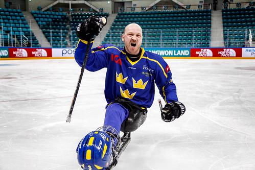 2017 World Para Ice Hockey Championship, Gangneung