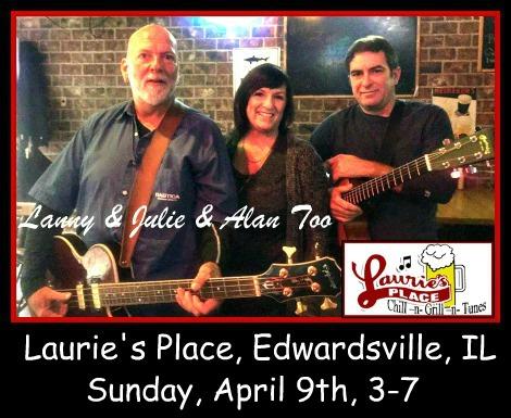 Lanny & Julie & Alan Too 4-9-17
