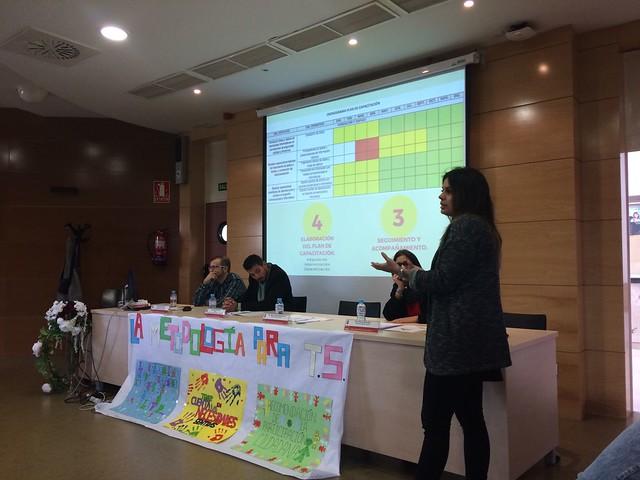 Jornada por el Día del Trabajo Social (Marzo 2017)