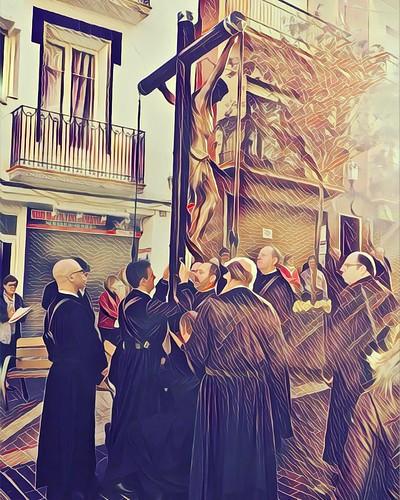 Processó de #DivendresSant #Gelida #Penedès #SetmanaSanta