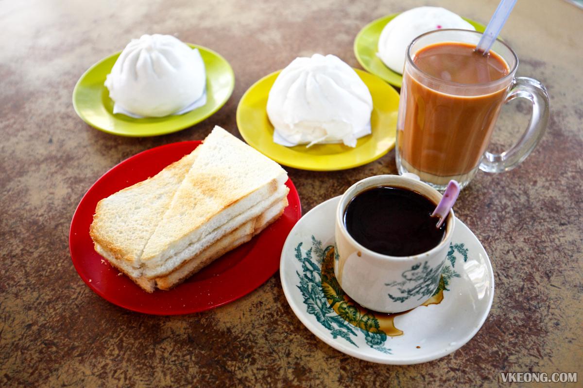 Hiap Hing Hainan Coffee Toast Pao