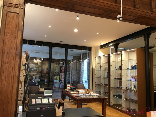 Field Trip Sakura Fountain Pen Gallery in Diest, Belgium @sakurafpgallery 4