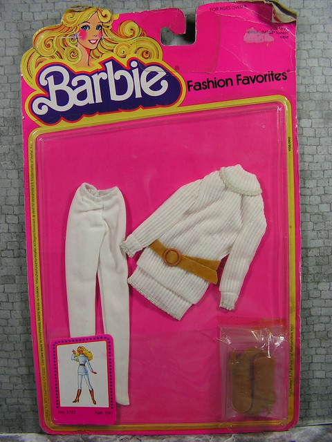 1979 Barbie Fashion Favorites 3787 (1)